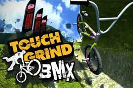 """Retina-Update für """"Touchgrind BMX"""" - aber Probleme auf manchen Geräten"""