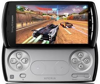 Sony Ericsson verschenkt 11 Spiele für Xperia Play