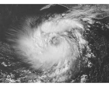Tropischer Sturm / Hurrikan ADRIAN aktuell am 8. und 9. Juni 2011 mit Live-Webcam-Link Acapulco