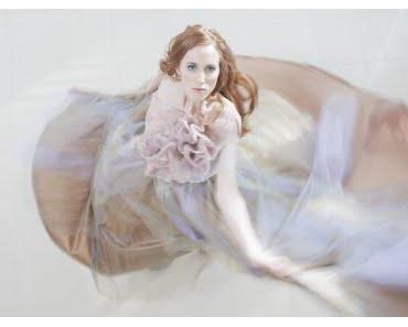 Erste Fotos vom Irene Luft Shooting - Models Simone Voss + Ari Campari