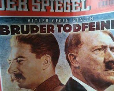 Alle Jahre wieder: Hitler