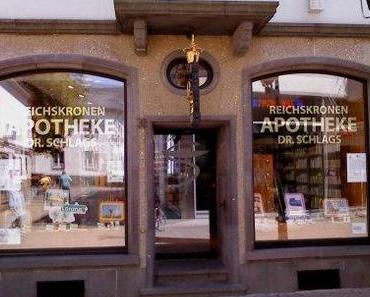 Apotheken in aller Welt, 125: Mayen, Deutschland