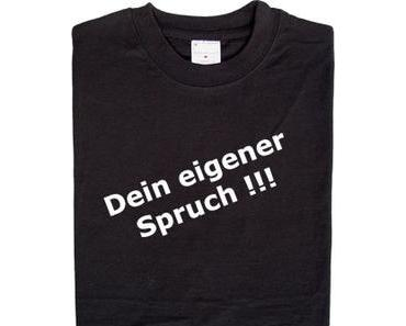 Dein Text T-Shirt