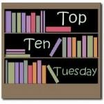 [Top Ten Tuesday] #18: Eure 10 liebsten Bücher-Blogs