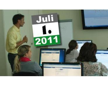 Social Media Praxis-Seminar am 1. Juli 2011 in Chemnitz