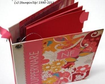 "Minibuch ""Tupperware"""