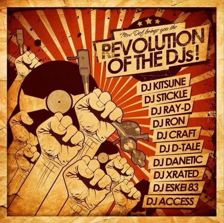 Revolution Of The Dj's | Mixtape