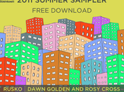 Downtown Records 2011 Summer Sampler Download