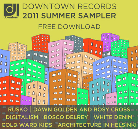 Downtown Records 2011 Summer Sampler