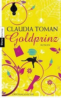 [Rezension] Goldprinz von Claudia Toman