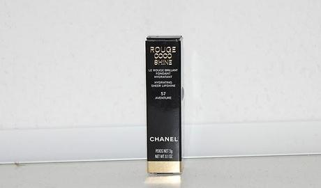 Chanel Rouge Coco Shine 57 Aventure