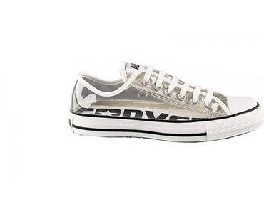 #Converse All Star #Chucks #Clear #Rubber #Fetisch #Transparent