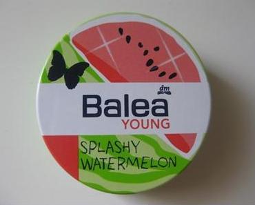 Neu: Balea Splashy Watermelon Lipbalm