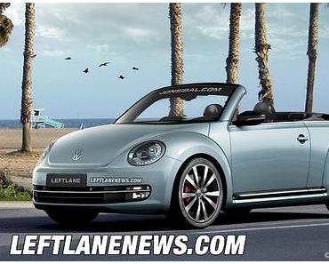 VW New Beetle Cabrio ab 2013