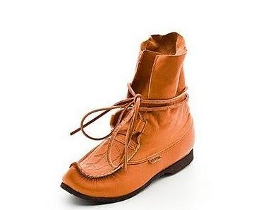 Produkt der Wocher - Schuhe aus Rentierleder