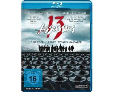 """Filmkritik """"13 Assassins"""" (Blu-ray)"""