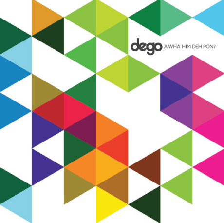 Dego LP Cover
