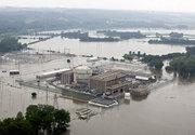 USA: AKW unter Wasser