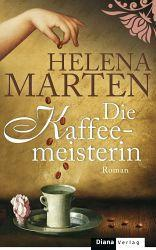 Book in the post box: Die Kaffeemeisterin