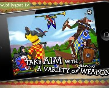 KnightyKnight: Schwing dich auf dein Pferd, Ritter! (inkl. Promo Codes)