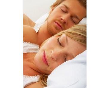 Gesundheit gibt's umsonst - im Schlaf