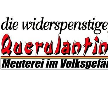 """Meuterei im Volksgefängnis des """"Rechtsstaates"""""""