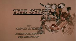 The Sting (dt.: Der Clou, USA 1973)
