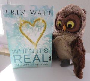 """Rezension """"When it´s real – Wahre Liebe überwindet alles"""" – Erin Watt"""