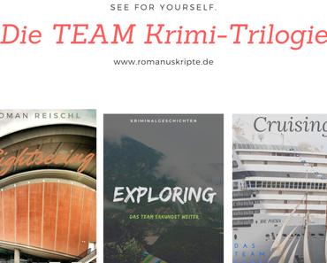 Die TEAM Krimi-Trilogie ist da!