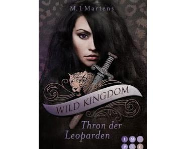 [Rezension] Wild Kingdom #1 - Thron der Leoparden