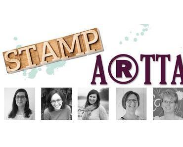 """Stamp A(r)ttack Blog Hop zum Thema """"Lasst Blumen sprechen"""""""