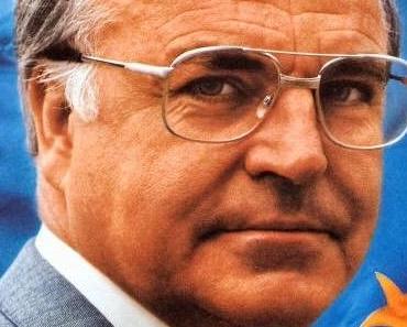 Das große Kanzlerranking, Teil 3: Helmut Kohl