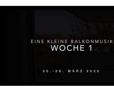 Kultur trotz(t) Corona (9) - Ricklinger Balkonkonzerte, Los Stammis in Hannover