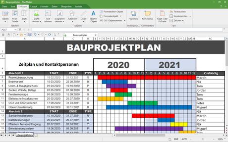 Office 2021 Versionen