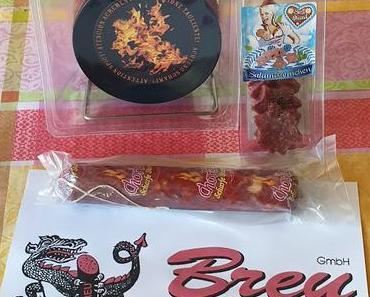 Testpaket vom Wurst Baron mit 3 Mio SCU Chorizo