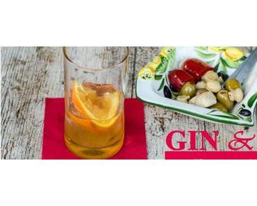 Feierabend-Cocktail: Gin & IT
