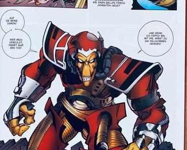 [Comic] Die Superhelden Sammlung [83-84]