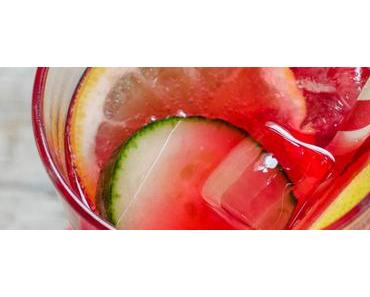 Sonntagabend-Apéro alkoholfrei: Sanbitter & Tonic