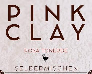 Pink Clay selbermachen »Himmelsand«