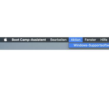 Wie kann das Scrollen der Apple Maus unter Windows 10 aktiviert werden?