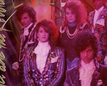 Prince & The Revolution: Neues Live-Album + Kultkonzert für begrenzte Zeit im Stream