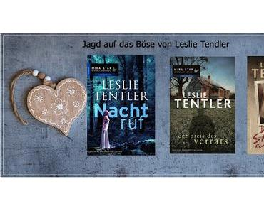 """[Buchserie]Leslie Tentler - Trilogie """"Jagd auf das Böse"""""""