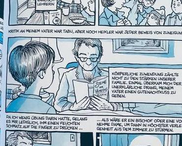 [Comic] Fun Home – Eine Familie von Gezeichneten