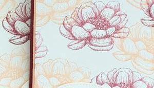 Blumenkarte Dankeschön