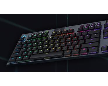 Logitech G915 TKL - Neue mechanische Gaming-Tastatur