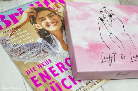 Pink Box - Luft & Liebe - Mai 2020 - unboxing