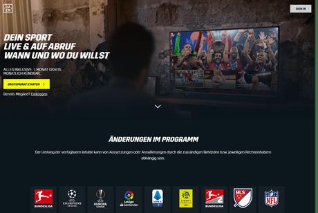 Bundesliga Stream Ausland