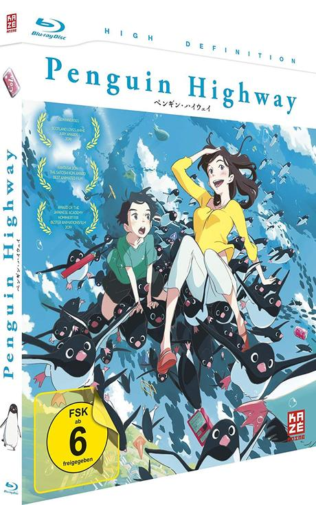 Review: Penguin Highway [Blu-ray]