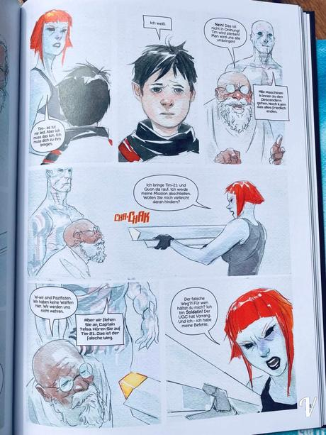 [Comic] Descender [6]