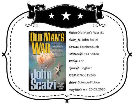 John Scalzi – Old Man's War